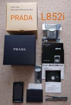 "Thumbnail of ""ドコモ  PRADA Phone by LG  L852i FOMA"""