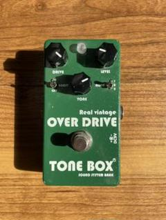 """Thumbnail of """"エフェクター/TONEBOX Realvintage OVERDRIVE"""""""