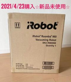 "Thumbnail of ""【新品未使用⭐︎】IROBOT ルンバ 960 ビッグカメラで購入"""