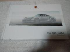 "Thumbnail of ""ポルシェ 911ターボ本カタログ帯付き"""