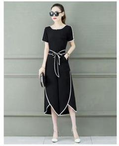 """Thumbnail of """"2021新品夏の新作シンプルなファッションの半袖シャツワイドレッグパンツツー9"""""""