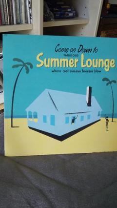 "Thumbnail of ""Summer Lounge LPレコード"""