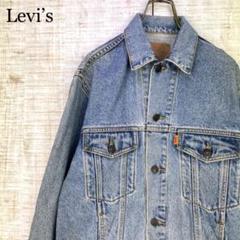 "Thumbnail of ""Levi's リーバイス デニムジャケット 70645 02 06"""