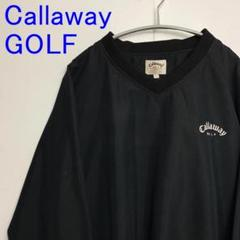 "Thumbnail of ""callaway キャロウェイ プルオーバーナイロンジャケット ゴルフブルゾンL"""