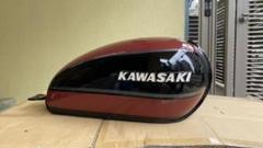 "Thumbnail of ""カワサキ w800  タンク 塗装"""