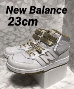 "Thumbnail of ""【美品】23cm New Balance ニューバランス ハイカット スニーカー"""