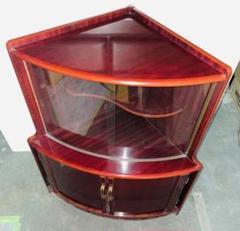 "Thumbnail of ""コーナー用 インテリア小物置き アンティークな棚です。普通の家具屋には置いてない"""