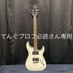 "Thumbnail of ""SchecterシェクターHellraiserAD-C-1-HR WHTギター"""