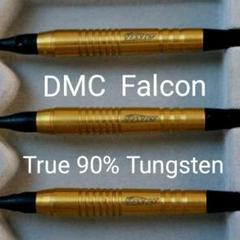 "Thumbnail of ""DMC Falcon True 90% Tungsten Dart Gold"""