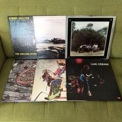 """Thumbnail of """"THE ROLLING STONES他 ロック レコード6枚セット"""""""