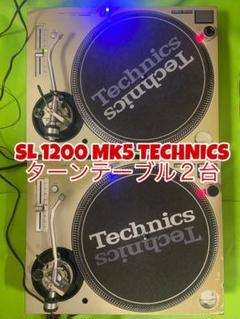 """Thumbnail of """"Technics SL-1200 ターンテーブル テクニクス MK5 2台"""""""