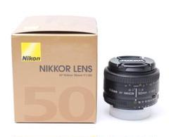 "Thumbnail of ""✨最高のボケ感❣️ニコン Nikon AF 50mm F 1.8 D  単焦点"""