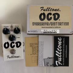 "Thumbnail of ""Fulltone OCD V1.7 箱と取説付き オーバードライブ"""