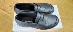 "Thumbnail of ""フォーマル 子供 靴 黒 21.0 20.5 美品"""
