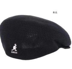 "Thumbnail of ""新品 kangol 504 カンゴール ハンチング 帽子  M 黑7"""