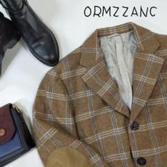 "Thumbnail of ""ORMEZZANC テーラードジャケット ウール製 日本製 サイズXL 48"""