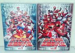 "Thumbnail of ""スーパー戦隊主題歌大全 VOL.1 &  2  DVD"""