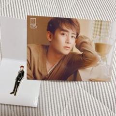 "Thumbnail of ""2PM ニックン トレカ ピンバッチ セット"""