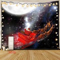 """Thumbnail of """"クリスマス?イブ タペストリー おしゃれ壁掛け 装飾布欧米風インテリア多機能9"""""""