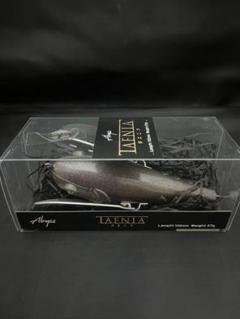 abyss TAENIA GUNMETAL ガンメタル gun タエニア