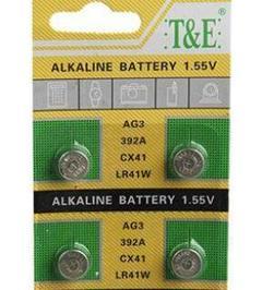 """Thumbnail of """"ag3ボタン電池/一板10個*"""""""