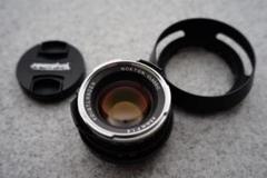 "Thumbnail of ""フォクトレンダー Nokton Classic 40mmf 1.4 純正フード"""