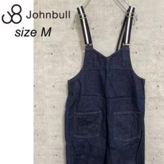 """Thumbnail of """"【新品】Johnbull ジョンブル スリップオンサロペット ワンウォッシュ M"""""""