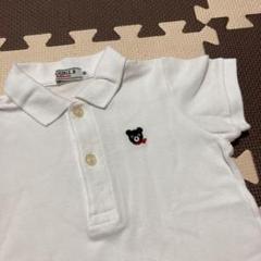 """Thumbnail of """"クマのワンポイントがかわいいポロシャツ"""""""