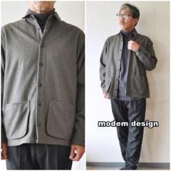 """Thumbnail of """"modemdesign モデムデザイン ウールシャツジャケット2006757 M"""""""