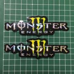 "Thumbnail of ""monster energy ステッカー 2点セット"""