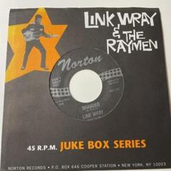 """Thumbnail of """"Link Wray - Branded / Law Of  ☆US 7″入手困難"""""""