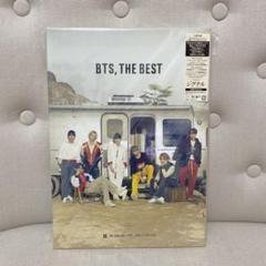 BTS THE BEST アルバム CD FC限定盤 ①