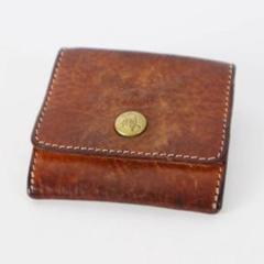 """Thumbnail of """"IL BISONTE  イルビゾンテ COIN CASE コインケース 0241"""""""