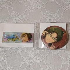 "Thumbnail of ""あんスタ 缶バッジ 敬人 バナコレ 5周年"""