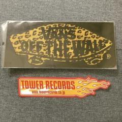 "Thumbnail of ""VANSバンズ ステッカー タワーレコード TOWER RECORDS"""