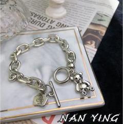 "Thumbnail of ""NANYING小熊の腕輪のボタン飾り5"""