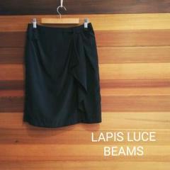 """Thumbnail of """"◇人気商品◇LAPIS LUCE BEAMS フリルデザイン タイトスカート"""""""