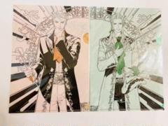 "Thumbnail of ""キャラ文庫アンソロジー 翡翠、琥珀 円陣闇丸 クリアファイル"""
