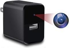 "Thumbnail of ""1080P HD 超小型カメラ カメラ 暗視機能搭載  赤外線 動体検知"""