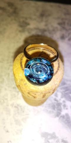 銀河 鉄道 指輪