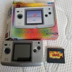 "Thumbnail of ""NEOGEO Pocket カラー プレミアムシルバー"""