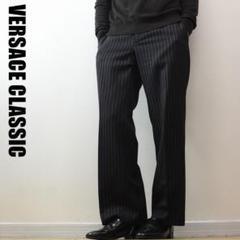 "Thumbnail of ""CD0056 VERSACE CLASSIC スラックス ピンストライプ柄 50"""