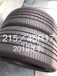 "Thumbnail of ""ダンロップサマータイヤ215/45R17  91W"""