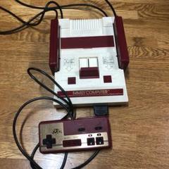 "Thumbnail of ""Nintendo HVC-001 ファミコン本体 連射コントローラー"""