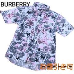 "Thumbnail of ""Burberry  blacklabel アロハ 総柄"""