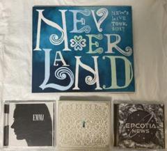 "Thumbnail of ""NEWS コンサートDVD/CD/アルバム"""