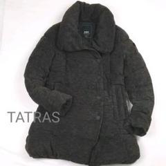 "Thumbnail of ""TATRAS タトラス 起毛ダウンコート ブラウン 02"""