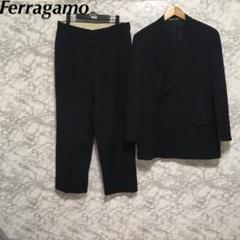 "Thumbnail of ""Salvatore Ferragamo ダブル スーツ セットアップ 裏地柄"""