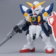 Bandai SD Gundam Mobile Suit MS Ensemble Part 14 Set of 5 W Wing AGE-1 Z-Plus