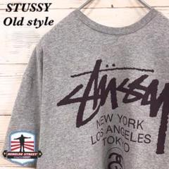 """Thumbnail of """"《メキシコ製》ステューシー STUSSY☆Tシャツ L ワールドツアー"""""""